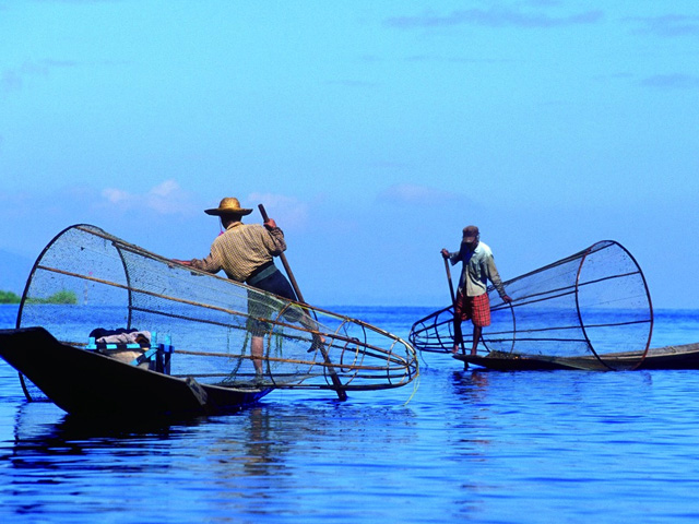 Small-scale fisheries, Cambodia.