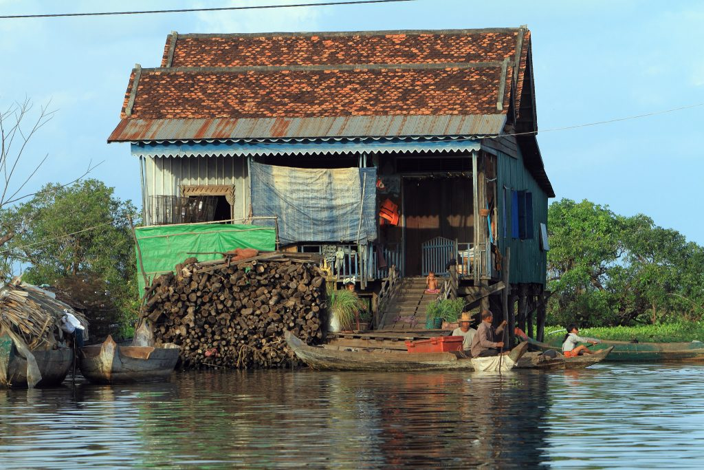 Climate change adaptation in Cambodia