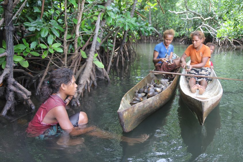 Gender research in fisheries and aquaculture