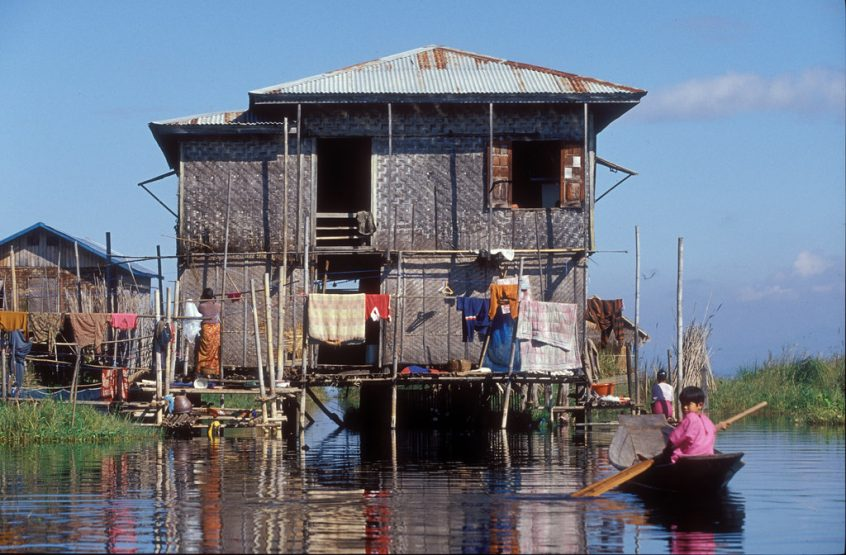 Small-scale fisheries in Cambodia