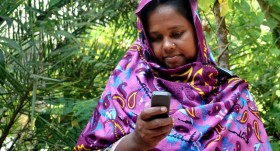Mobile tech puts money in the hands of Bangladeshi farmers