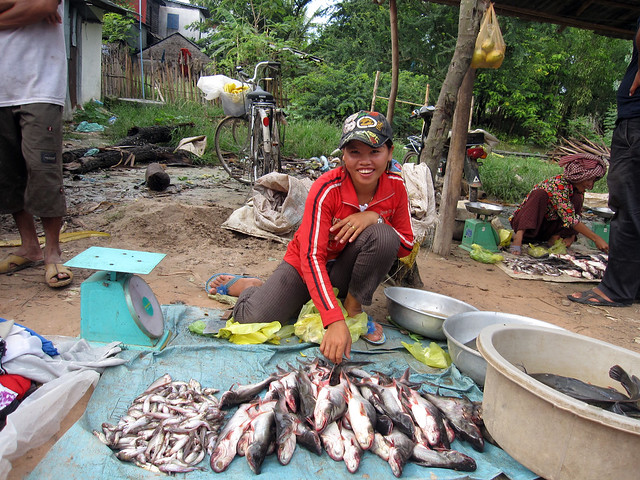 Gender equality is lacking in fisheries and aquaculture.